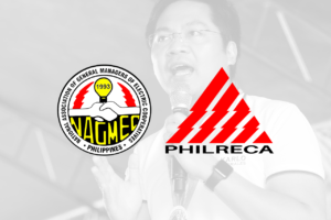 SUPPORT NOGRALES, DEFEND 'PEOPLE'S BUDGET' – ELECTRIC COOPS