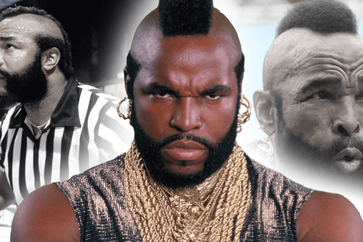 MR. T: FROM WRESTLING TO ACTING
