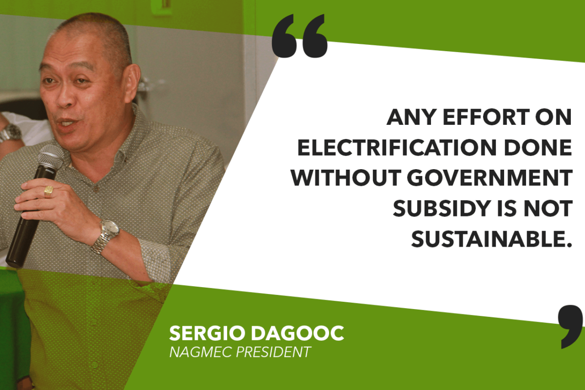 NEW DOUBTS, FEARS OVER 'UNDERHANDED' ENTRY OF PRIVATE GROUPS IN POWER SECTOR – ELECTRIC COOPS