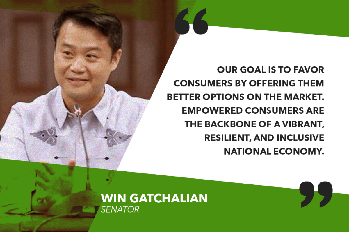 LIBERALIZATION OF FOREIGN INVESTMENT LAWS TO BRING GAME-CHANGING BENEFITS TO FILIPINO CONSUMERS – GATCHALIAN