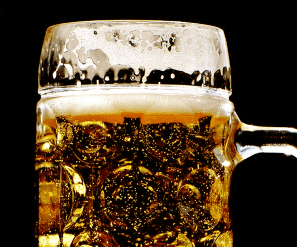 WHY DRINKING BEER IS HEALTHY