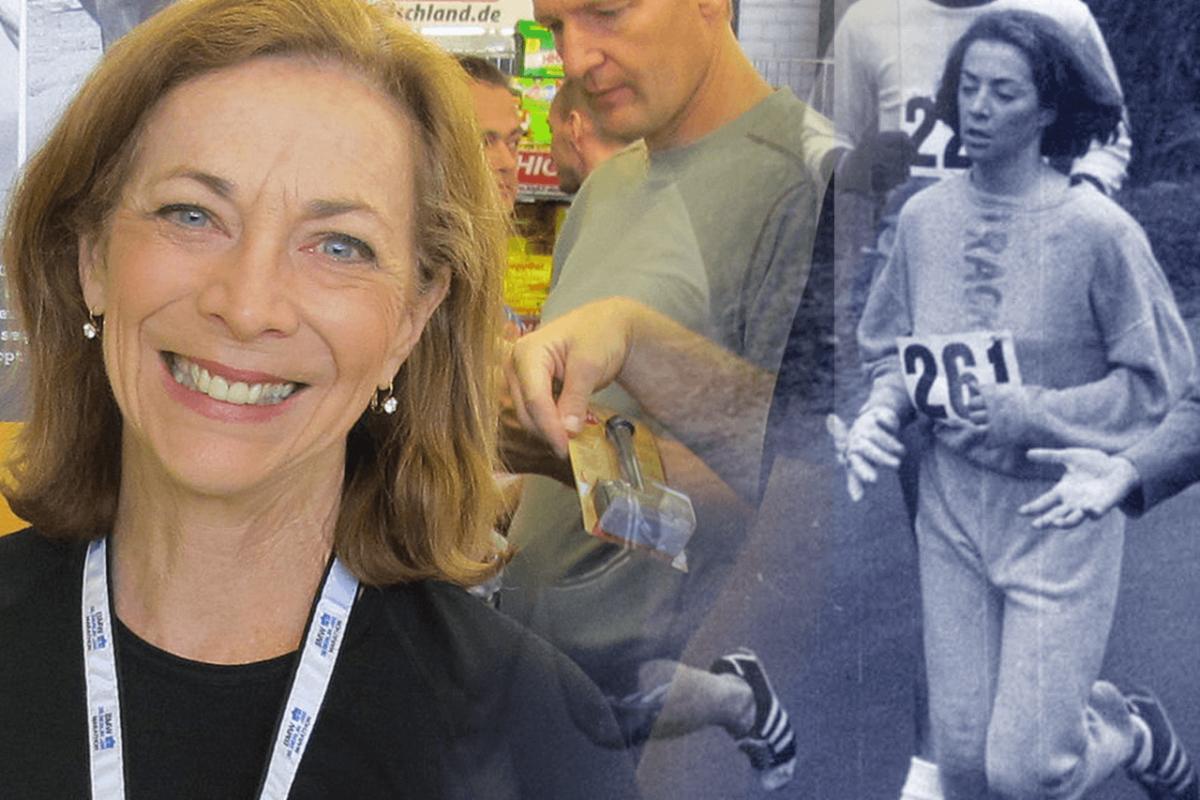 KATHERINE SWITZER: MAKING HISTORY FOR WOMEN