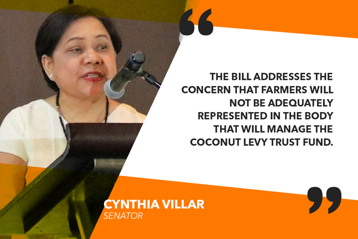 SENATE APPROVES STRENGTHENED PCA LAW ON SECOND READING – VILLAR