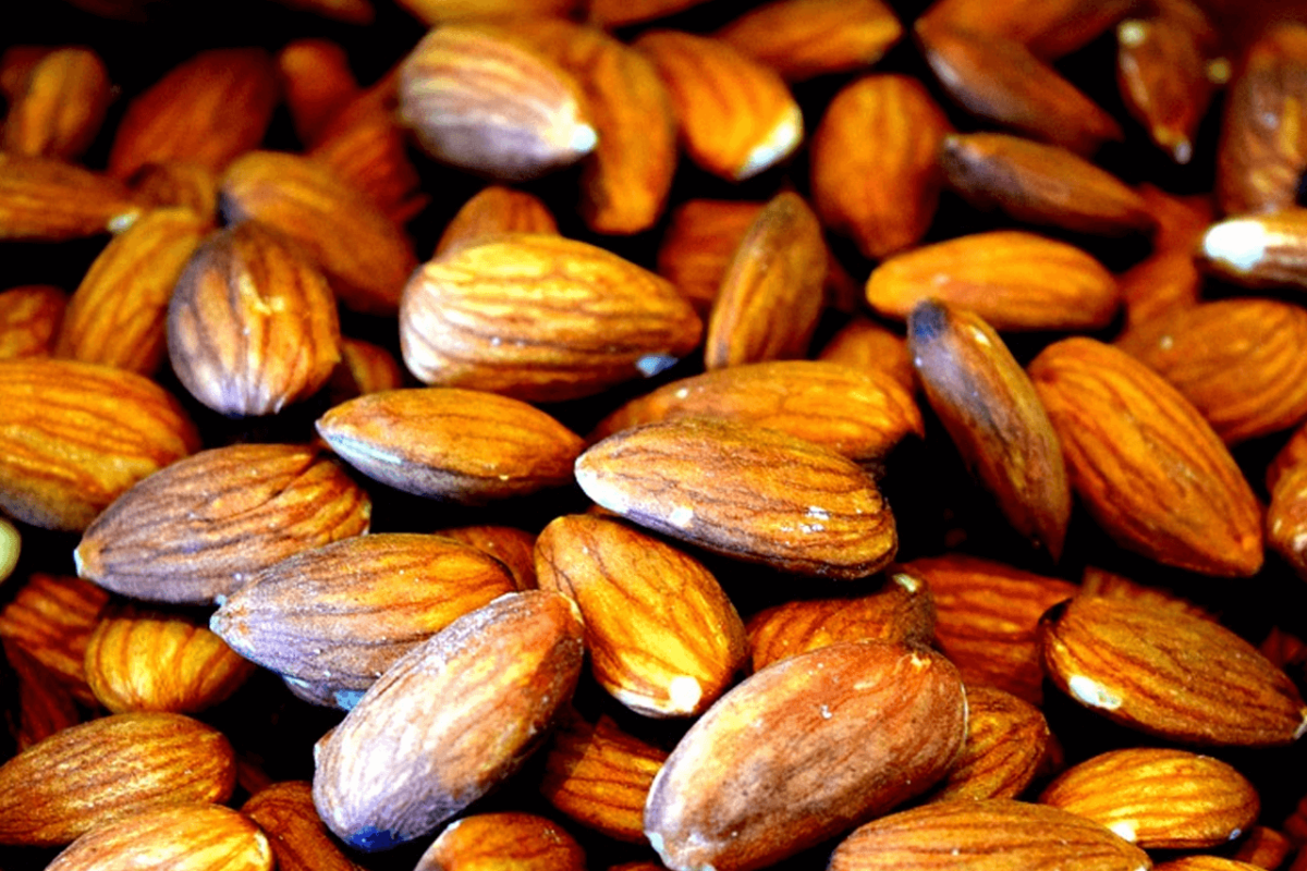 ALMONDS: MORE THAN JUST FOR SNACKING