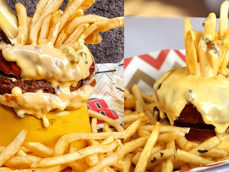 THE 7 BEST CHEESE BURGER JOINTS IN THE WORLD