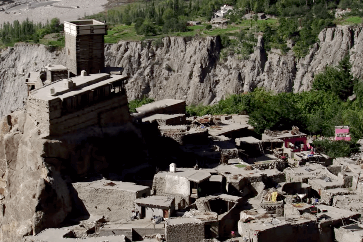 HUNZA VALLEY:  WHERE WOMEN CHALLENGE GENDER ROLES