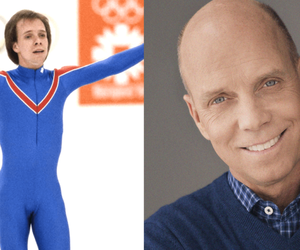 SCOTT HAMILTON: INSPIRING SKATERS AND CANCER WARRIORS