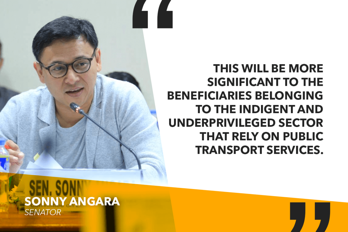 ALL YEAR-ROUND FARE DISCOUNTS FOR STUDENTS COMING SOON – ANGARA