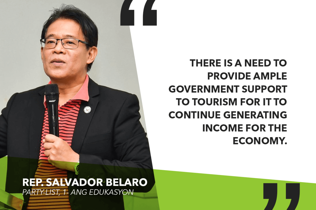 HOUSE APPROVES TOURISM SITES ACCESSIBILITY BILL – BELARO