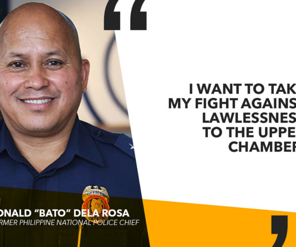 I AM SERIOUS IN RUNNING FOR THE SENATE – DELA ROSA
