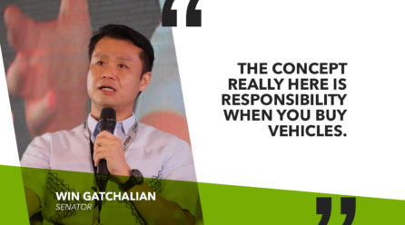 SENATE BEGINS DELIBERATION ON PROOF OF PARKING SPACE ACT – GATCHALIAN