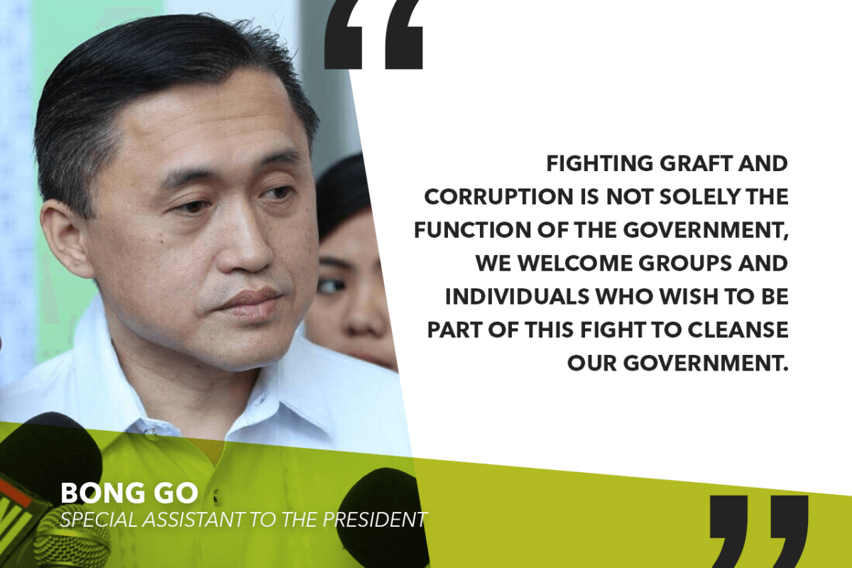 PACC, OSAP FORM TRUTH AND JUSTICE COALITION TO FIGHT CORRUPTION – GO