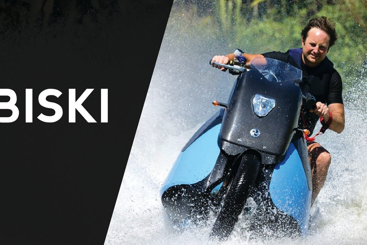 BISKI: THE MOTORCYCLE JETSKI