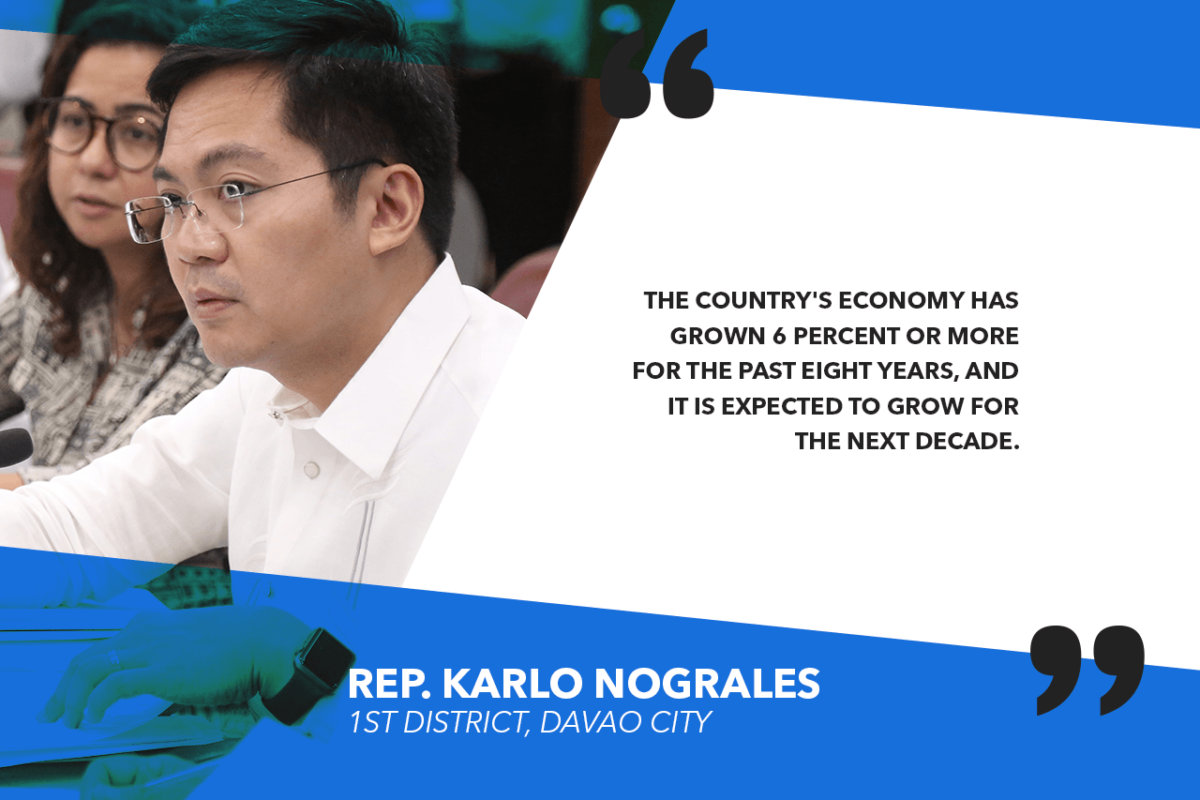 FEDERALISM IS KEY TO ACCELERATED DEVELOPMENT OUTSIDE NCR – NOGRALES