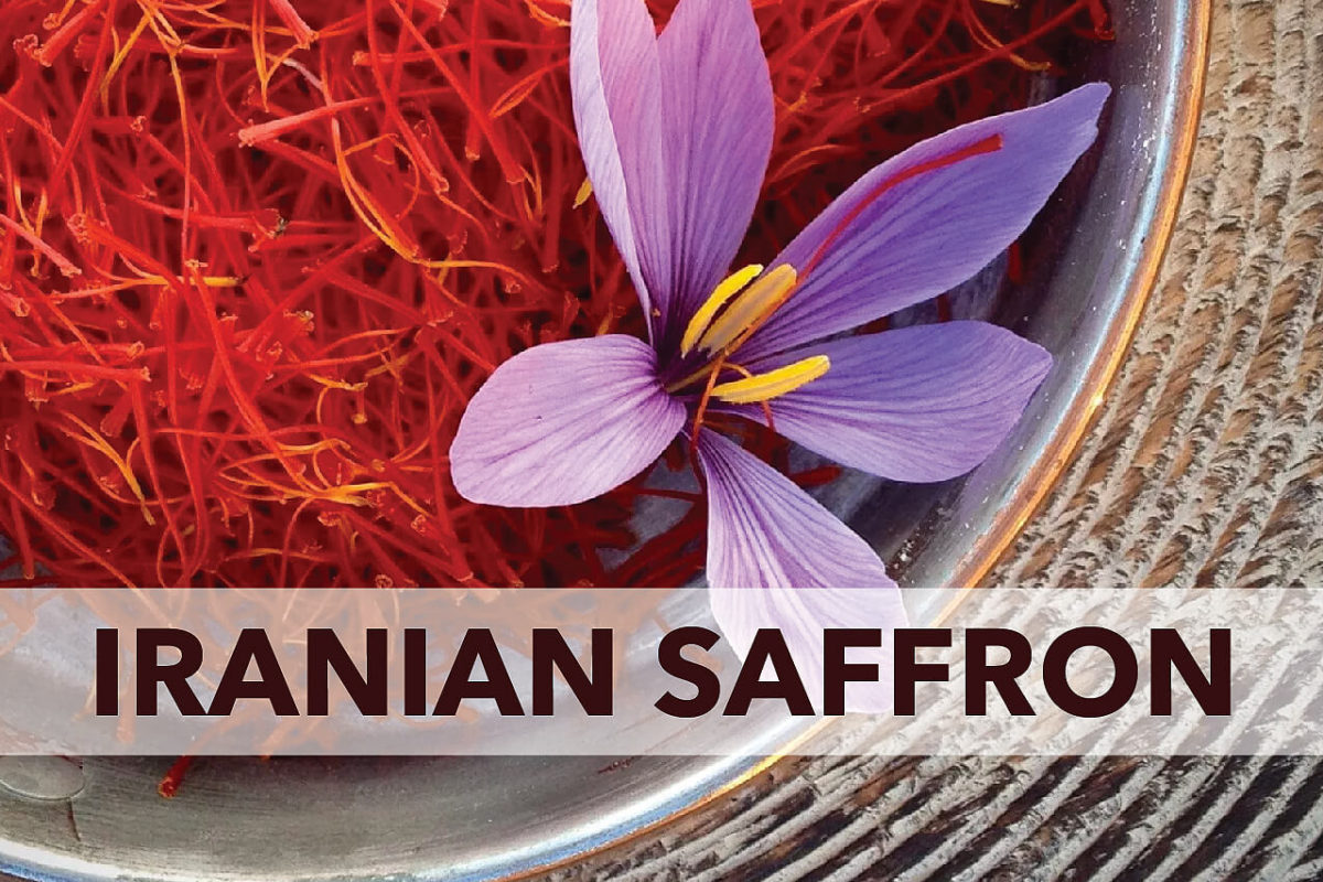 THE BEST SAFFRON IN THE WORLD