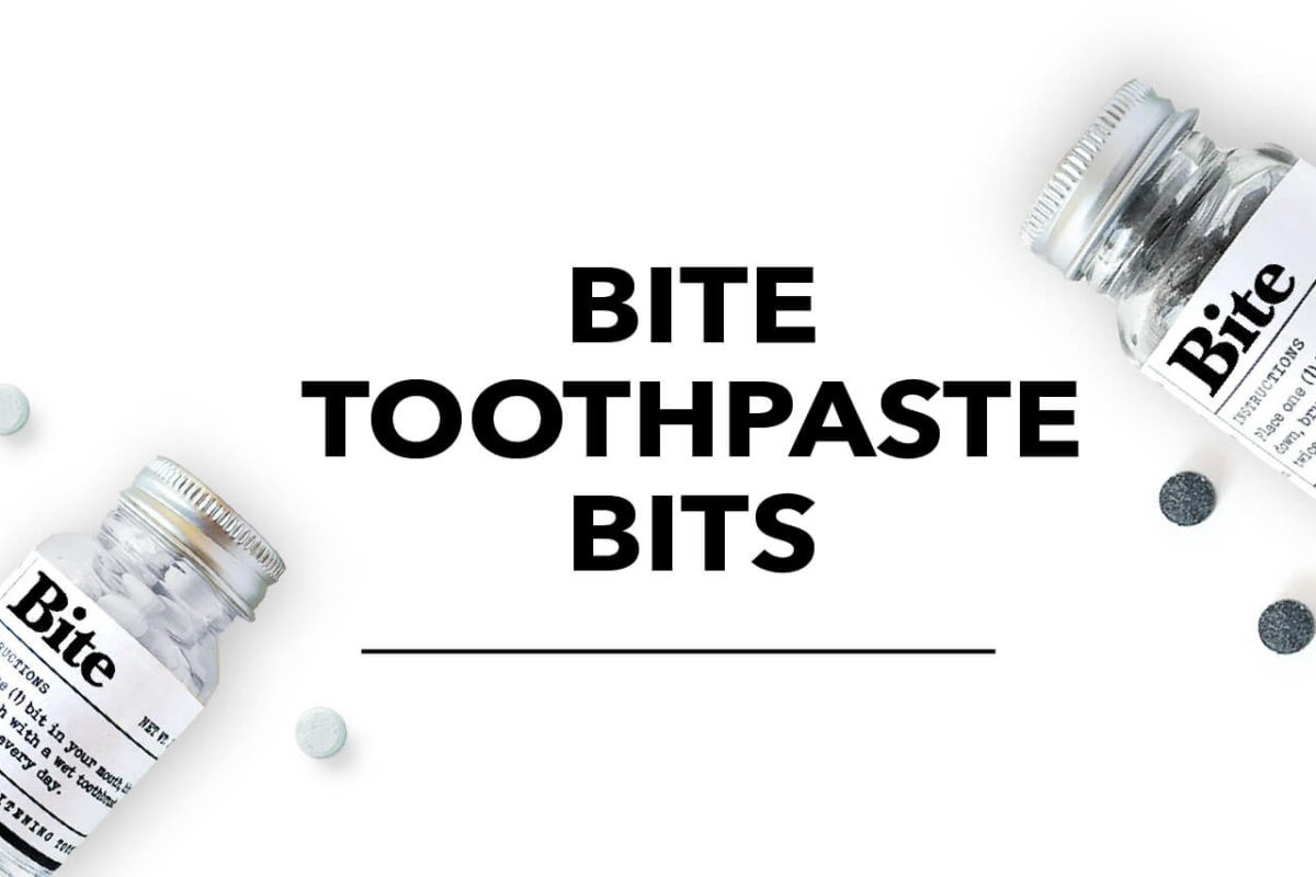 THE TABLET TOOTHPASTE