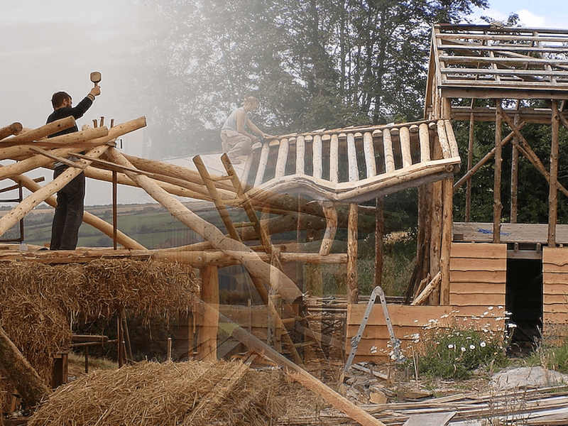 BUILDING YOUR OWN ECO-HOME