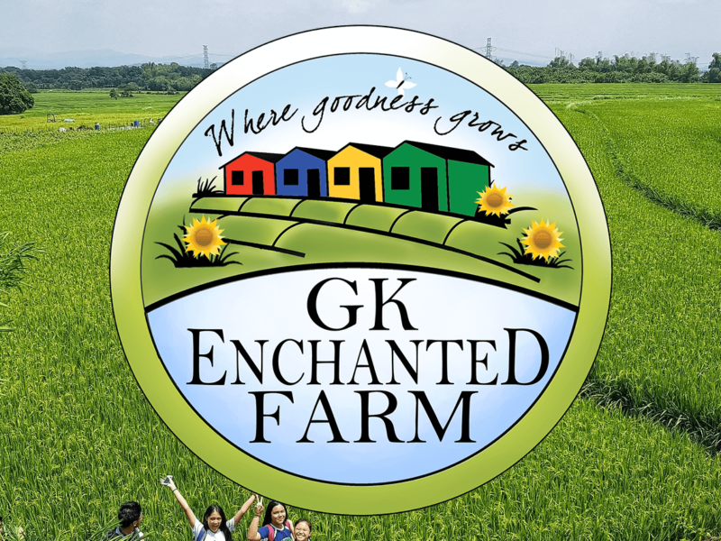 GK ENCHANTED FARM: CHANGING LIVES OF FARMERS