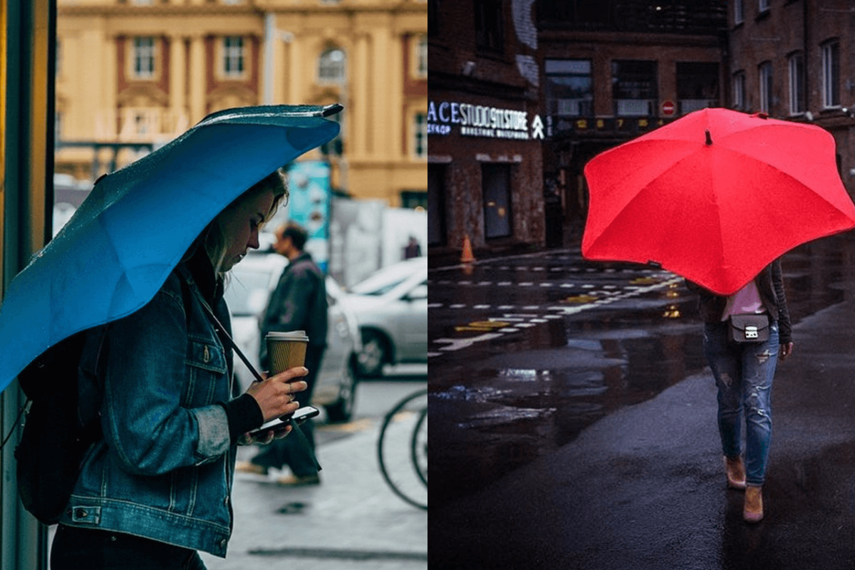 UMBRELLA VS EXTREME WEATHER