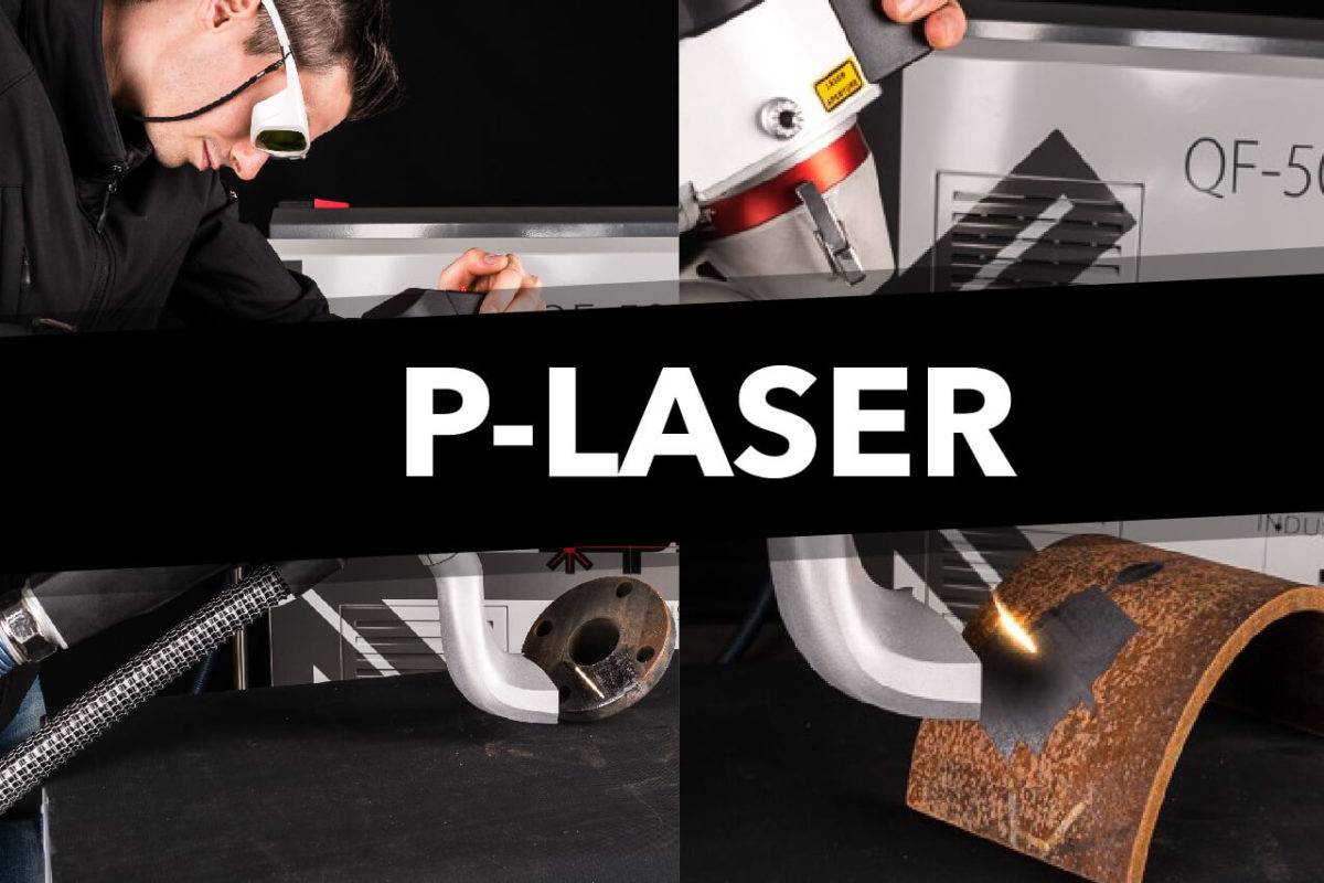 P-LASER: TURNING RUST TO DUST