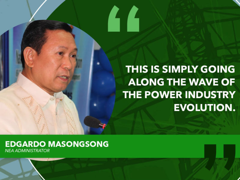 NEW POWER SUBSTATION, TRANSMISSION LINE TO IMPROVE POWER DISTRIBUTION IN LANAO DEL NORTE – MASONGSONG