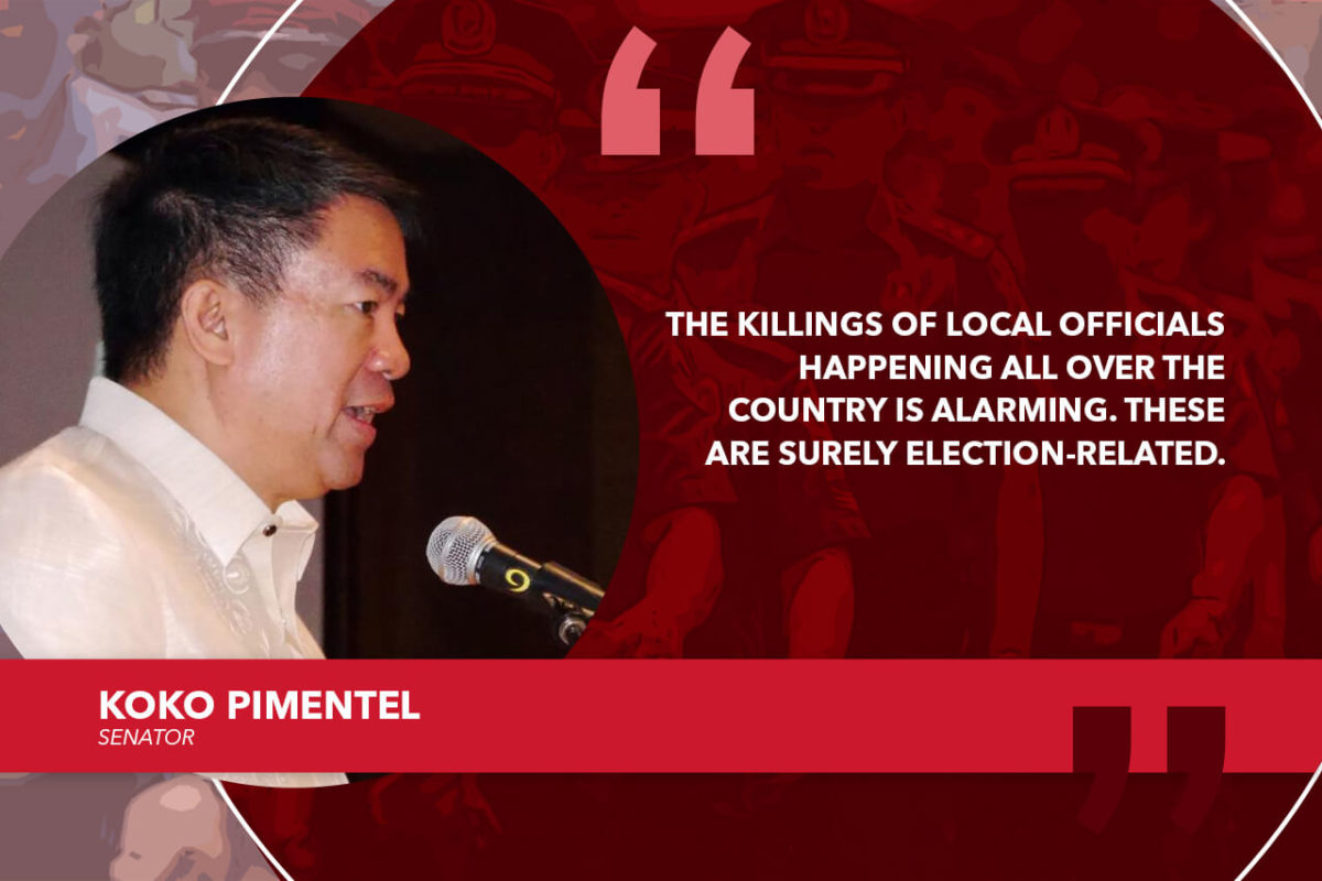 PIMENTEL TO PNP: GO ALL-OUT VS GUNS-FOR-HIRE, HIT SQUADS