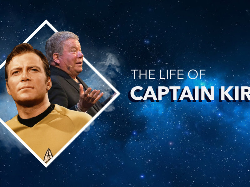 THE REDEMPTION OF CAPTAIN KIRK