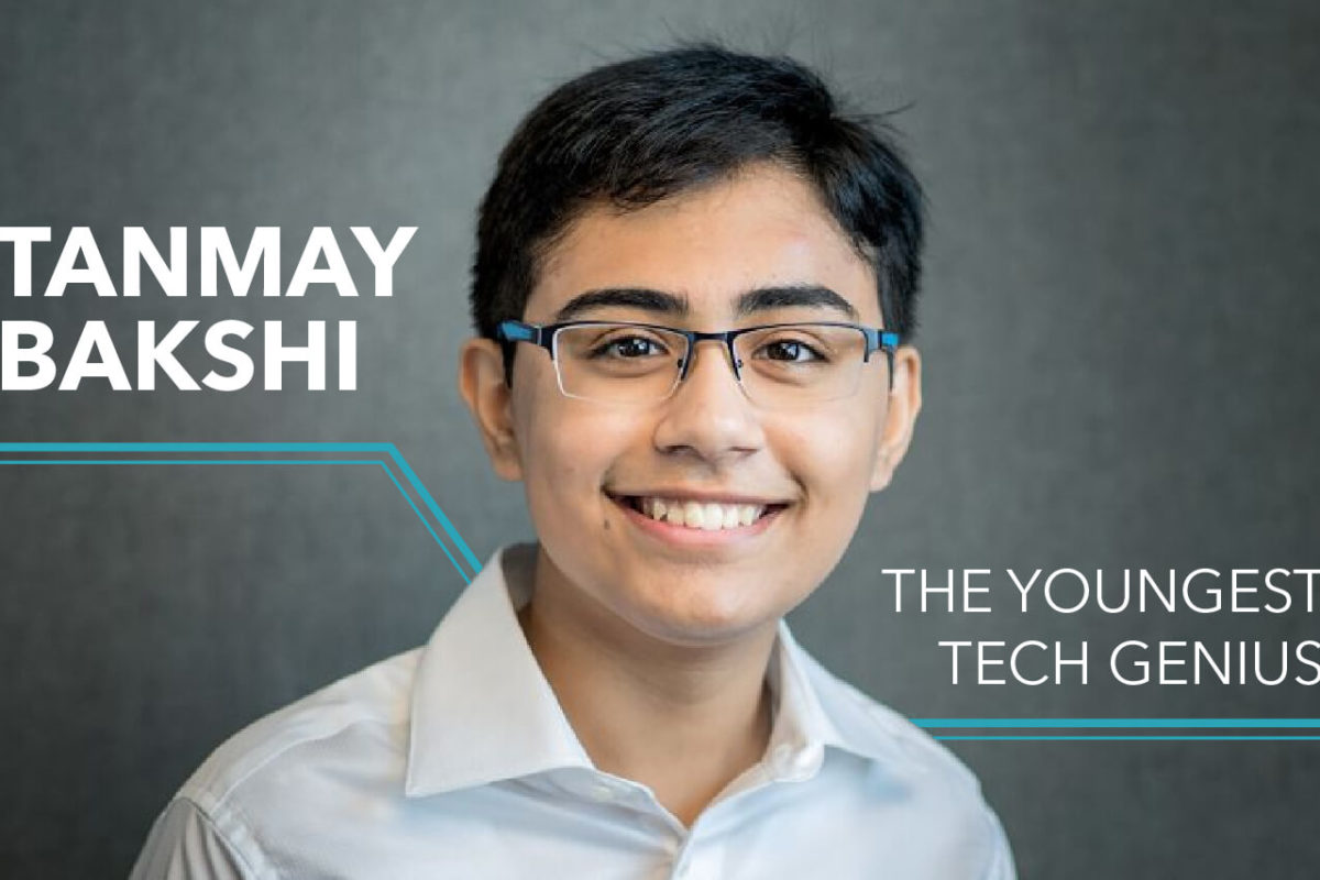 THE WORLD'S YOUNGEST AI EXPERT