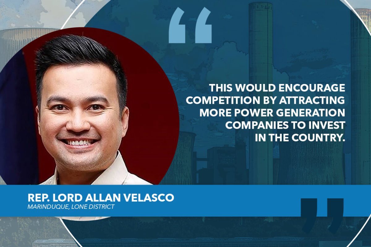 HOUSE APPROVES ENERGY VIRTUAL ONE-STOP-SHOP BILL – VELASCO