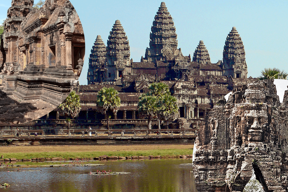 ANGKOR: AN ANCIENT CITY OF STONE