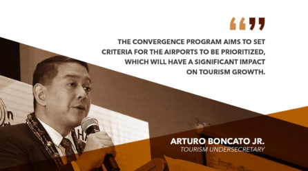 85 AIRPORTS TO BE DEVELOPED FOR TOURISM GROWTH – BONCATO