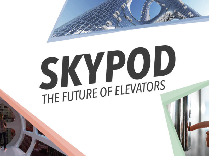 THE ELEVATOR OF THE FUTURE