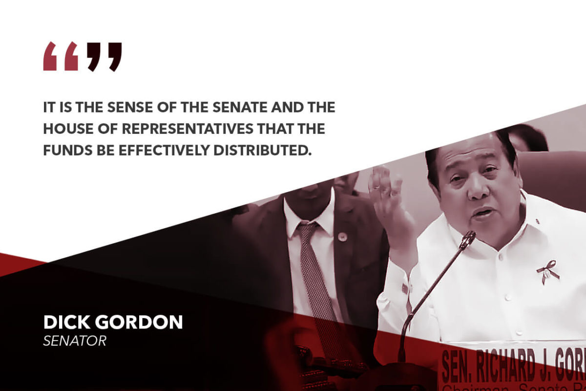 SENATE APPROVES JOINT RESOLUTION EXTENDING AVAILABILITY OF FUNDS FOR HUMAN RIGHTS VICTIMS – GORDON