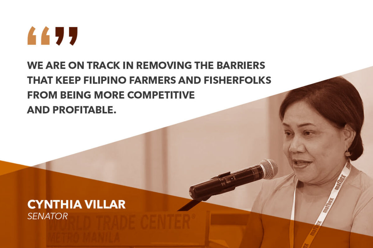 DA'S P122B BUDGET TO LIFT FARMERS, FISHERFOLKS OUT OF POVERTY – VILLAR