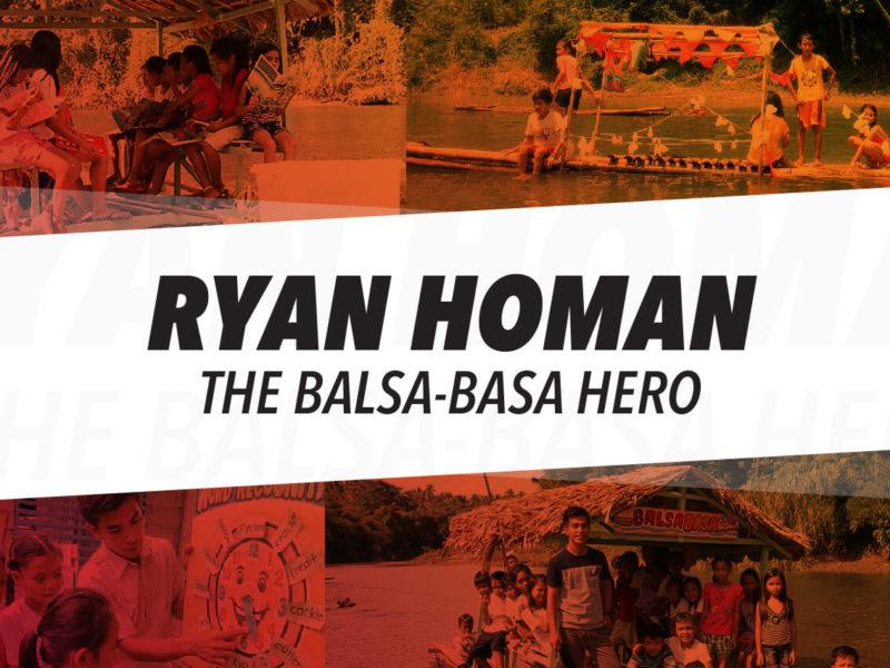'BALSA-BASA' PROGRAM: TEACHING READING ON A RAFT