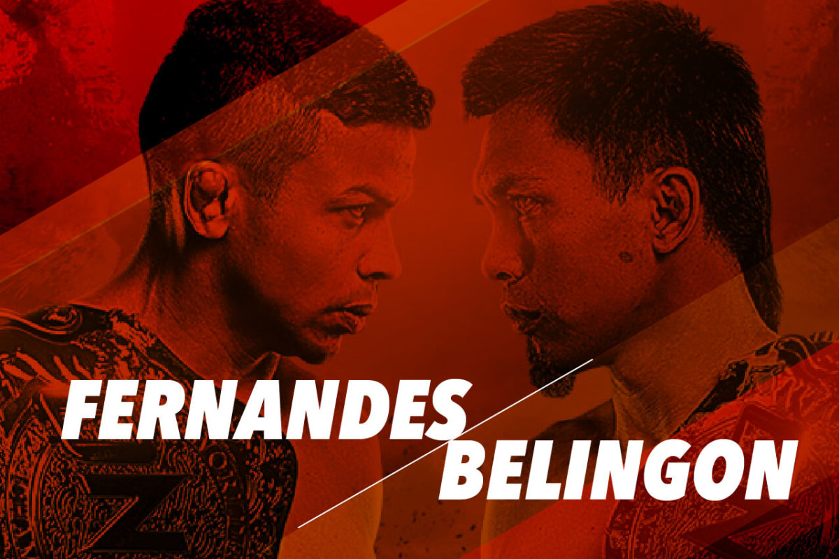 BELINGON AND FERNANDES TRILOGY MATCH ADDED TO ONE: A NEW ERA