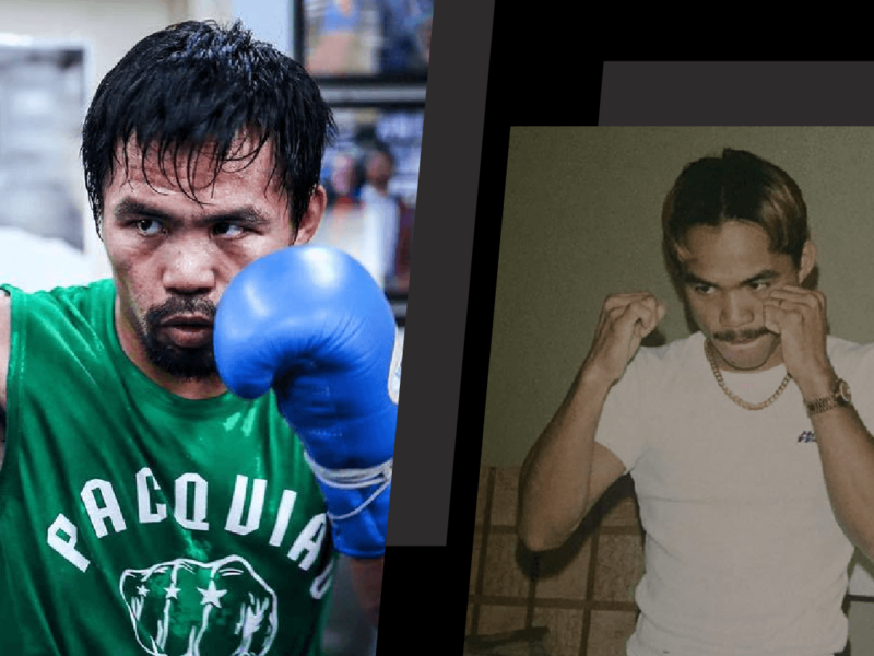 THE MAKING OF A MANNY PACQUIAO