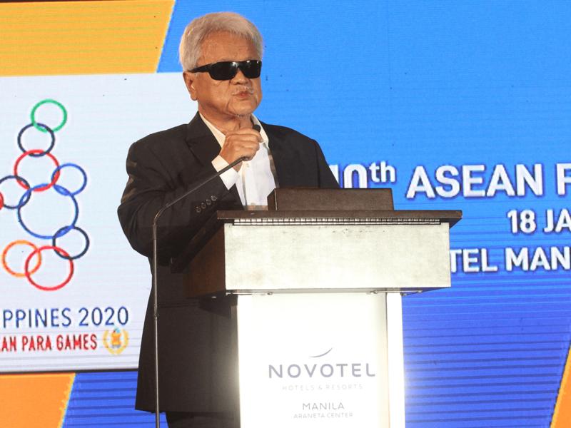 PH kicks off 10th ASEAN Paralympic Games