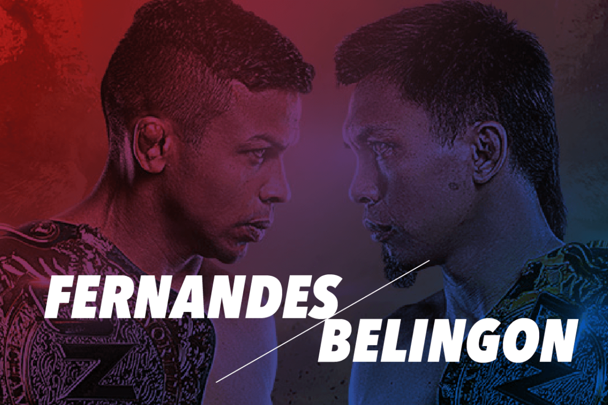 KEVIN BELINGON EYES REDEMPTION FOR TEAM LAKAY WITH VICTORY OVER BIBIANO FERNANDES