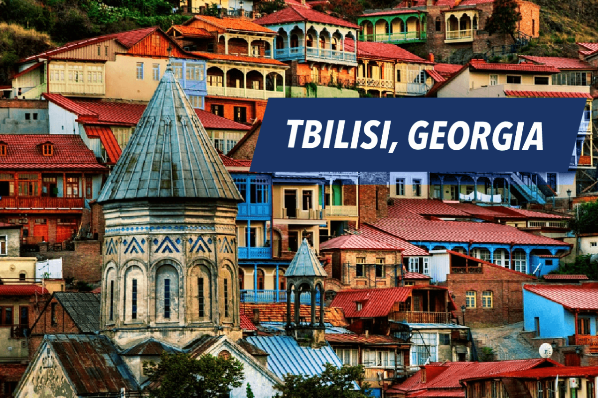 EXPERIENCE TBILISI