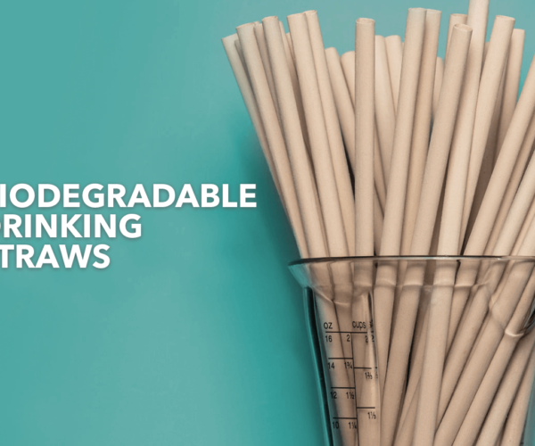 SAVING MARINE LIFE WITH BIODEGRADABLE DRINKING STRAWS