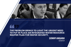 IMPLEMENT REFORMS IN THE WATER SECTOR – ANGARA