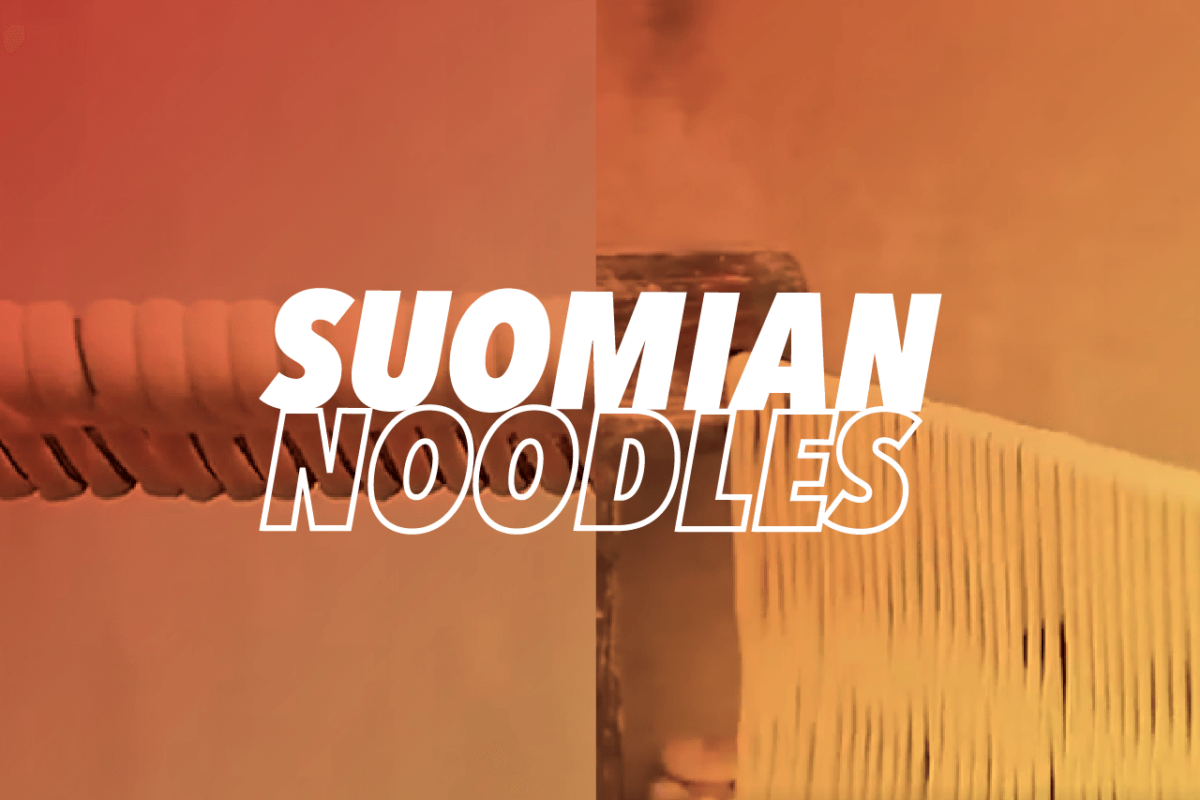 CHINA'S 300-YEAR-OLD NOODLES