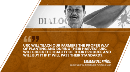 DA-URC SIGN P5M DEAL TO BOOST PH POTATO FARMING – PIÑOL