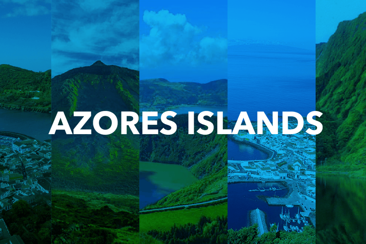 5 BEST ISLANDS IN PORTUGAL'S AZORES ARCHIPELAGO