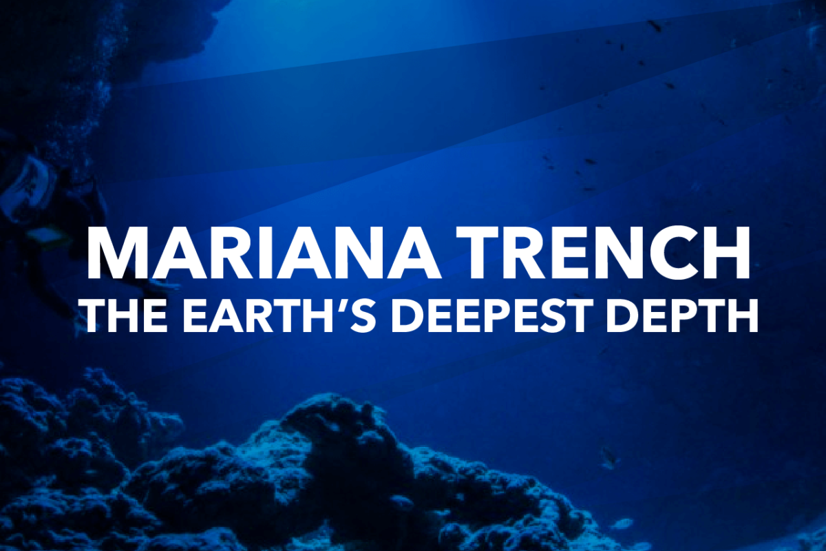 A PEAK INTO THE EARTH'S DEEPEST POINT