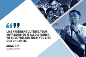 SPREAD LOVE ON FATHER'S DAY BY HELPING FIRE VICTIMS – GO
