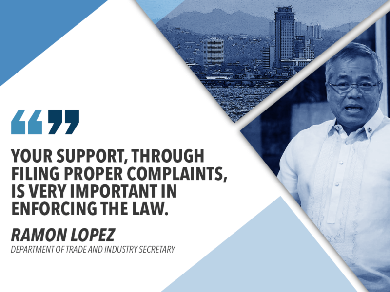 LOPEZ TO CEBU BUSINESS COMMUNITY: BE PART OF GOV'T REFORMS