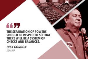 PROTECT THE CONSTITUTION – GORDON