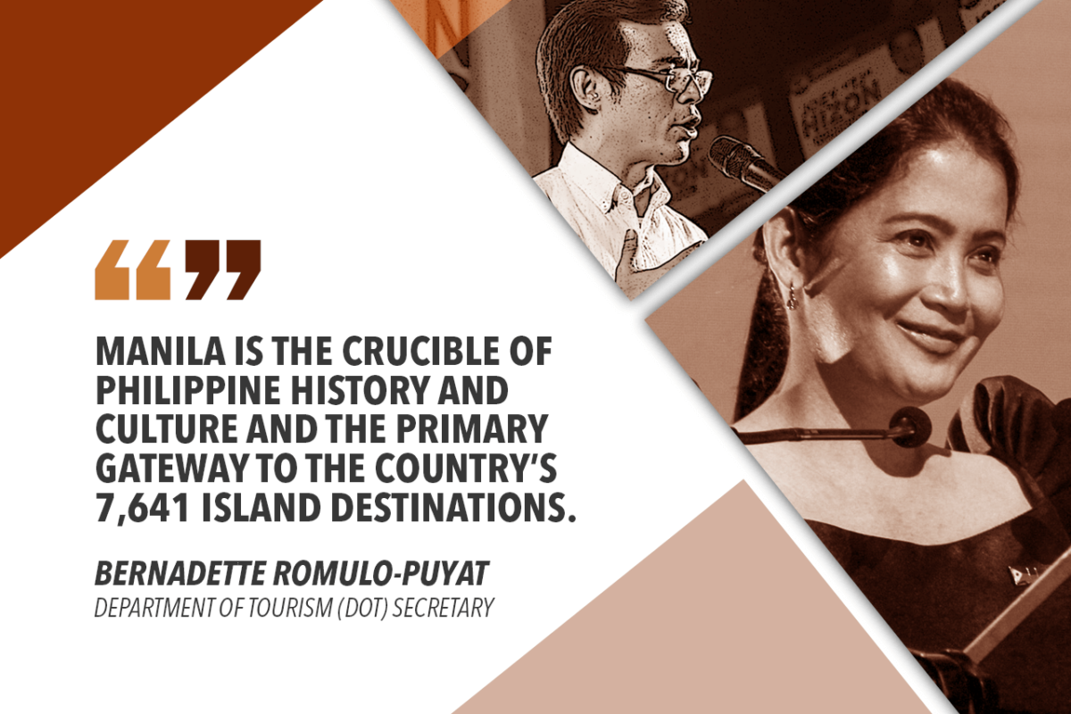 DOT SHARES VISION, ENTHUSIASM OF MAYOR ISKO MORENO – ROMULO-PUYAT
